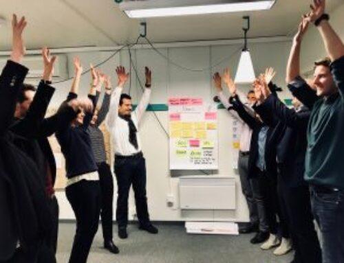 GASAG Gruppe: Preisgekrönte Kulturinitiative XPLORE im Zuge der Einführung von Office365